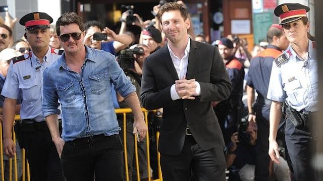Messi compró una offshore en Panamá tras ser pillado por Hacienda
