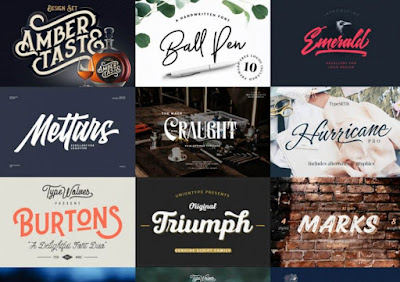 26 Fabulous Fonts Designers Should Have