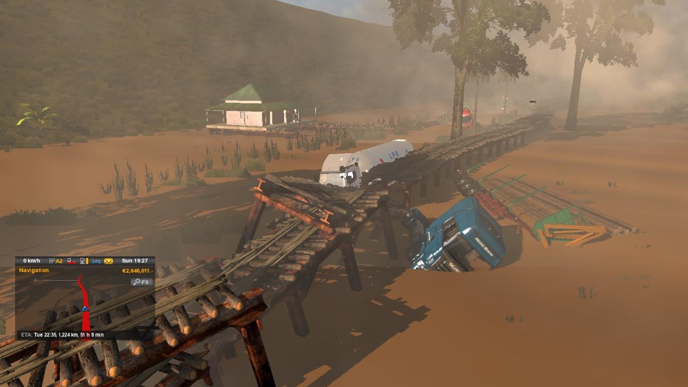 Map Mii Versi 031 Euro Truck Simulator 2 Ets2 V130 Dan Mod Indonesia