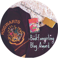 Book Fangirling Blog Award 2015