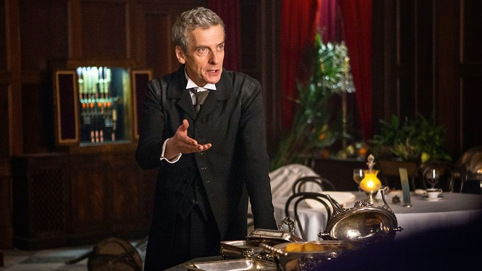 Getting to know the 12th Doctor