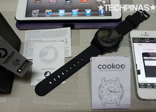 cookoo watch, cookoo watch philippines