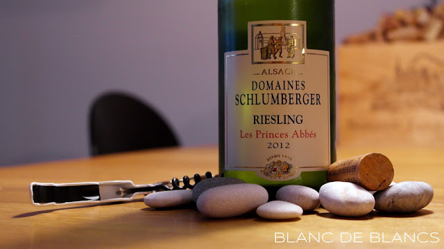 Domaines Schlumberger Riesling Les Princes Abbés - www.blancdeblancs.fi
