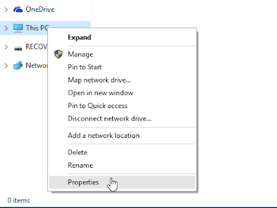cek windows 10 cara kedua