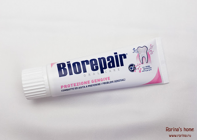 Biorepair Gum Protection: отзыв