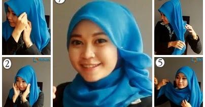 Hijab Style: Hijab Tutorial