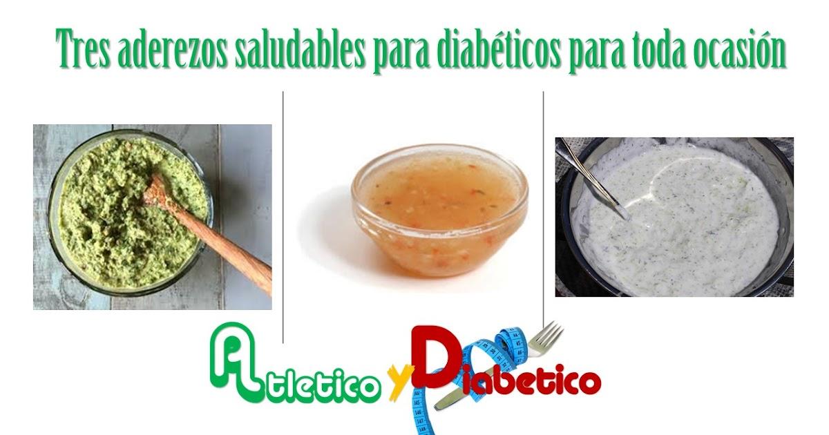 aderezo para ensalada de diabetes tipo 2