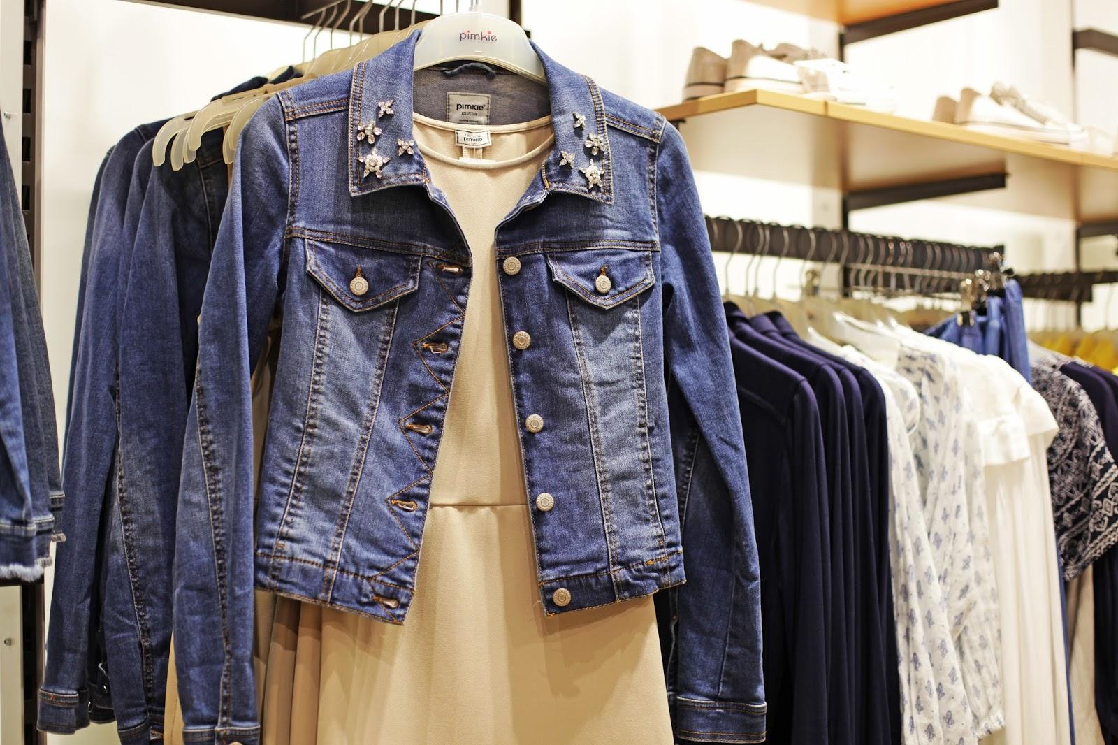 Ocean Plaza, sale, shopping, тренды лета 2016, джинсовая куртка