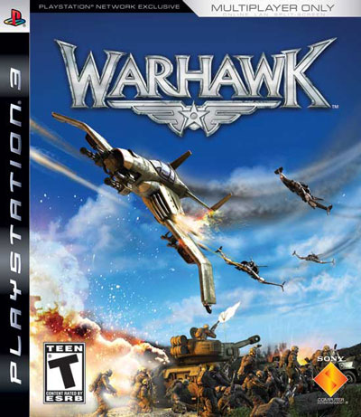 Warhawk cover - Warhawk [English] PS3