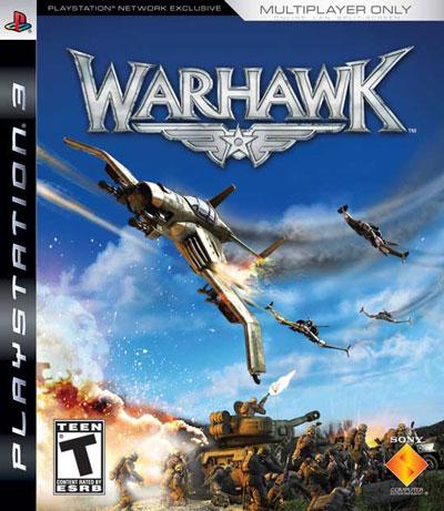 Warhawk cover - Warhawk [English] PS3