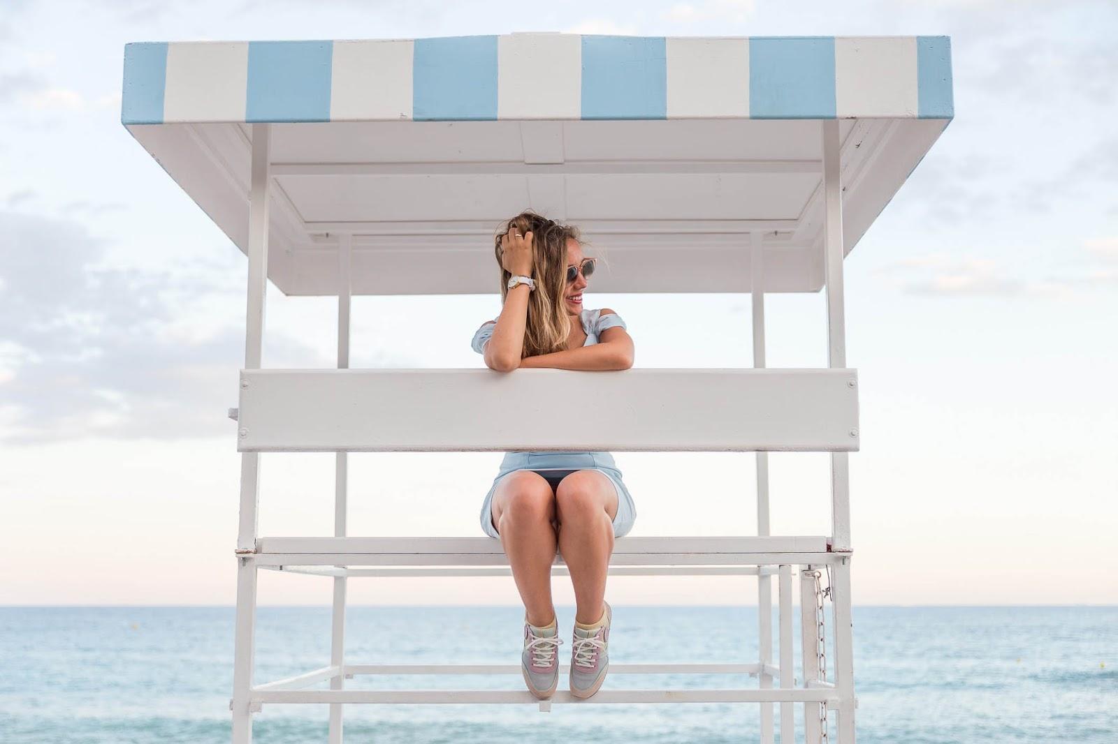 Blogueuse mode et voyage côte d'azur menton