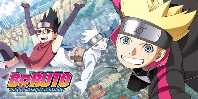 Saat ini, beberapa situs download anime akan merilis episode terbaru Boruto: Naruto Next Generations setiap hari Minggu sekitar pukul 18.00 WIB. Berikut ini jadwal rilis setiap episode Anime Boruto: Naruto Next Generations di tahun 2019