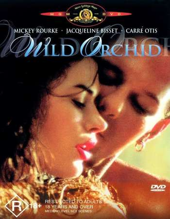 18+ Wild Orchid 1989 Dual Audio Hindi 350MB UNRATED BluRay 480p ESubs Free Download