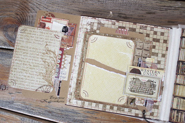 @Evgeniia Kolesnikova #scrap #scrapbooking #scpapberry`s #scrapbook #альбом