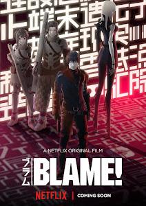 Blame! Poster