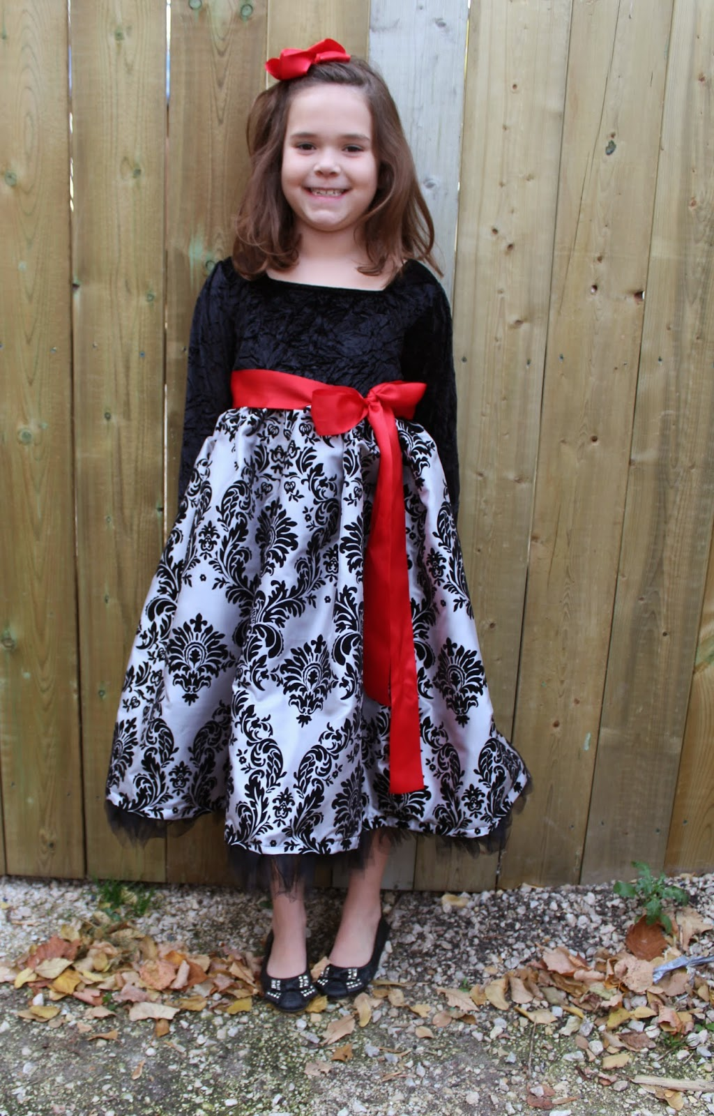 Holly & Ivy Party Dress from GYCT Designs