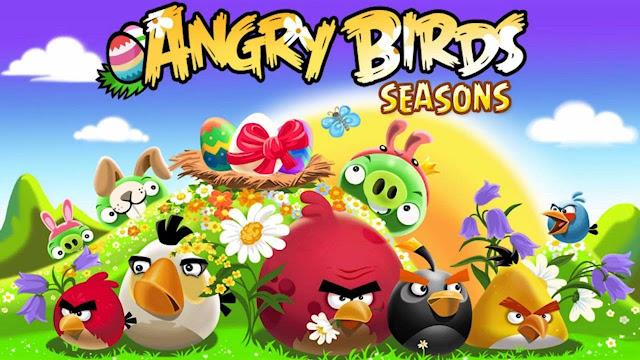 تحميل لعبة الطيور الغاضبة angry birds برابط مباشر وسريع