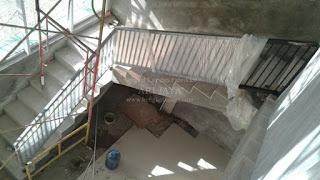 jasa pembuatan railing tangga rumah surabaya, sidoarjo, dan sekitarnya