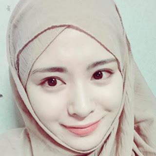 Ayana Moon Gadis Korea Berhijab