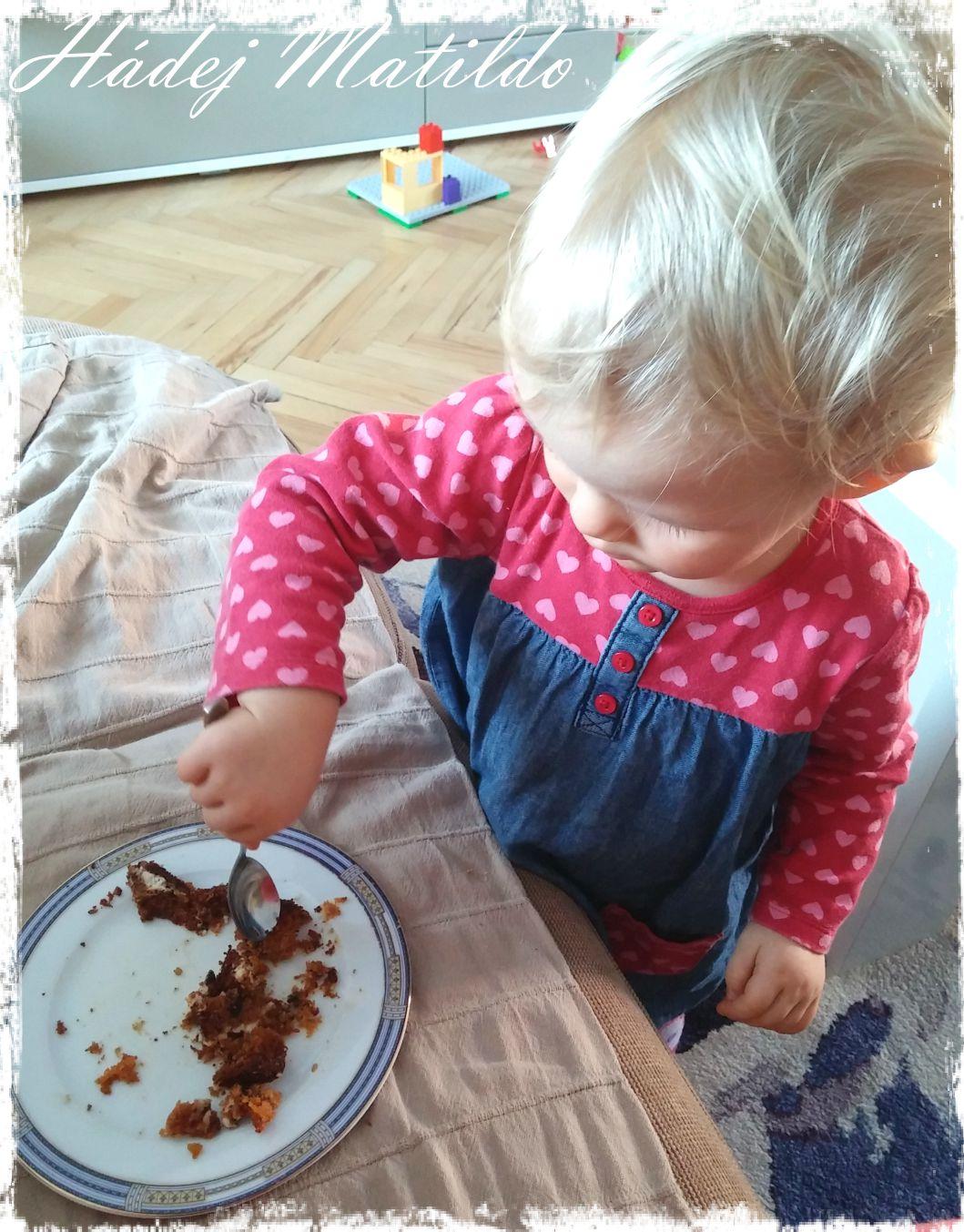 22 měsíců, miminko, batole, deník miminka, pokroky
