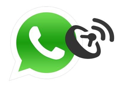 Come localizzare posizione contatto WhatsApp