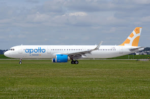 1st. A321Neo for Novair