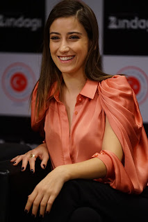 Hazal Kaya plays the title role in Feriha