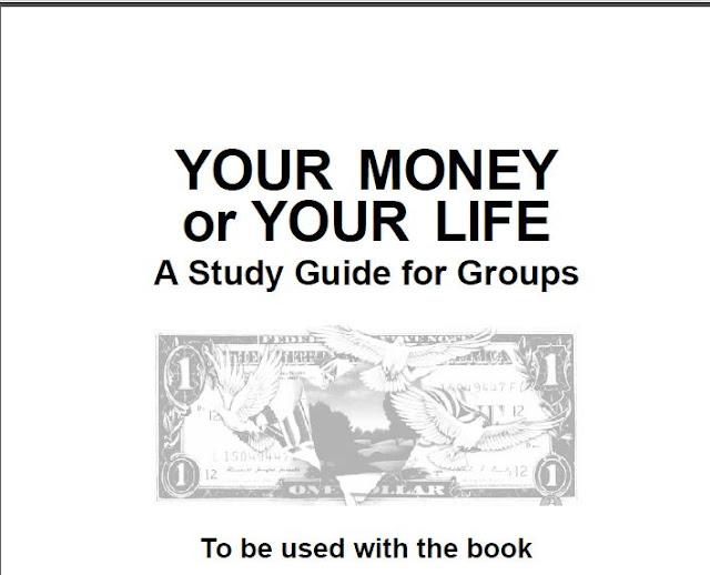 Your Money Your Life by Vicki Robin, Joseph R. Dominguez, Monique Tilford Download PDF eBook