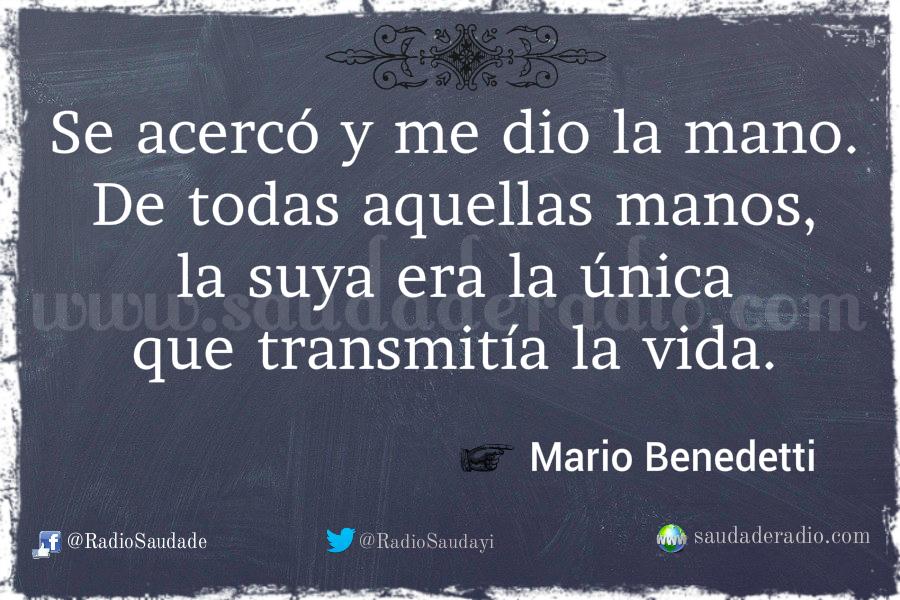 Domingo 17 De Marzo Mario Benedetti