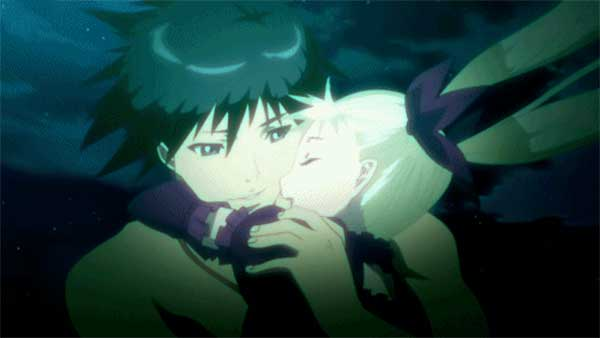 Dance in the vampire Bund - Anime romance perempuan pendek lelaki tinggi