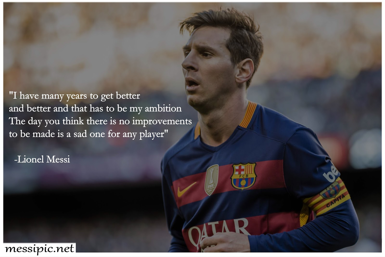 Lionel Messi Quotes On Pictures Part 3