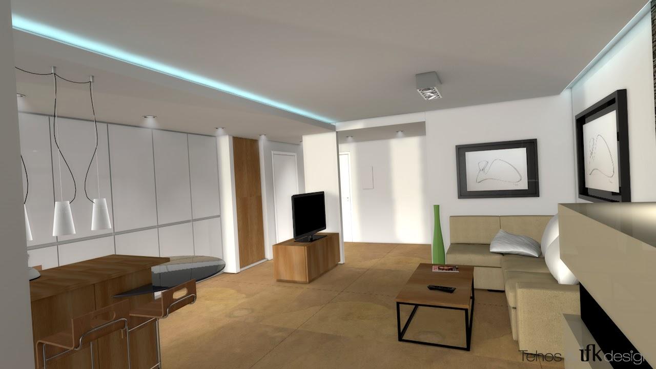 Design Salon Salle A Manger ifk design | graphic designer: modélisation 3d d'un salon