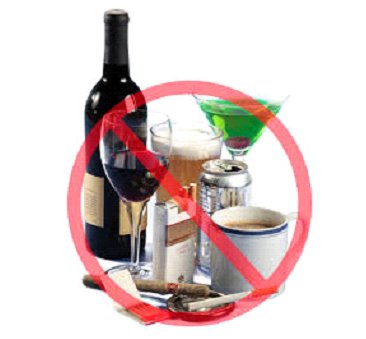 Non-alcohol consumption
