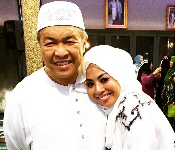 Ahmad zahid hamidi wife sexual dysfunction