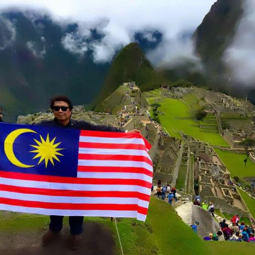 Malaysia berkali-Kali Lebih Baik Walaupun Dari Negara Termaju Didunia