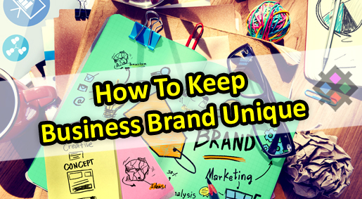 how to keep business stand out