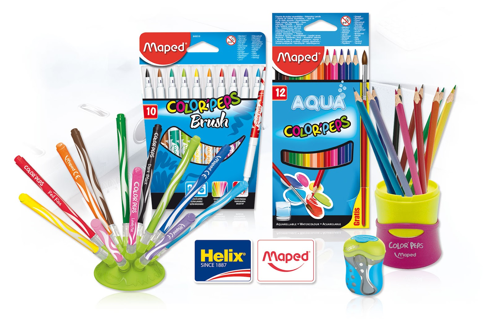 Maped Helix Stationery Products - giveaway - motherdistracted.co.uk