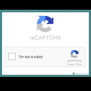 HOW TO FIX I AM NOT A ROBOT reCAPTCHA ISSUE ? - DE JAY'S BLOG