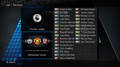 PES 2010 Patch PESEdit Style Season 2016/2017
