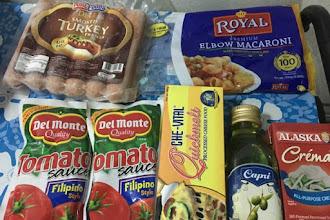 No Bake Mac and Cheese Filipino Style