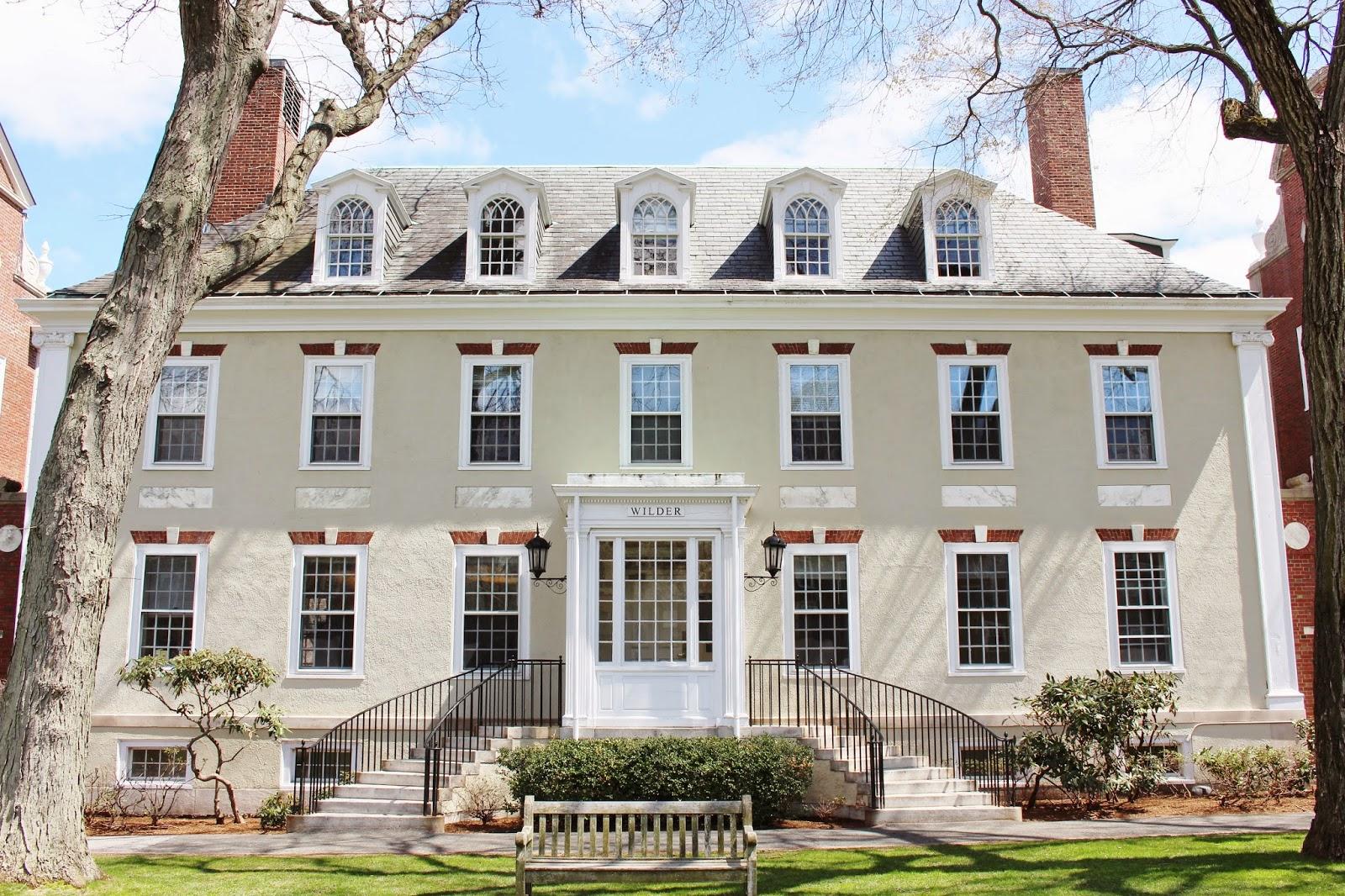 bijuleni - wilder building Harvard