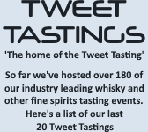 Whisky Tweet Tastings