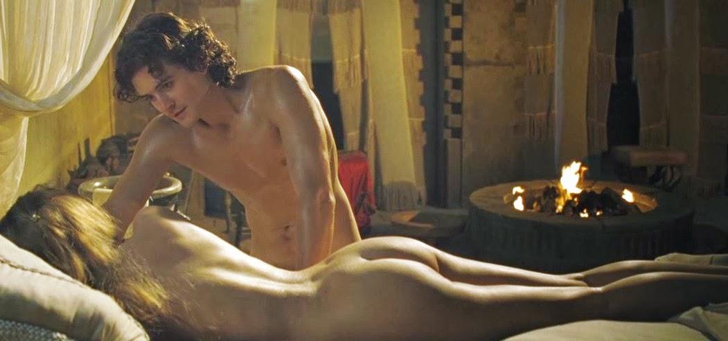 Troy evans naked