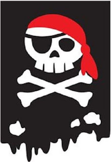 Dibujos de piratas para imprimir