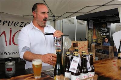 Beermad en La Caja Mágica