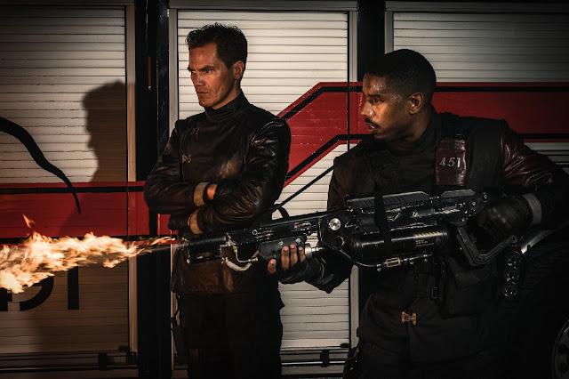 HBO Fahrenheit 451