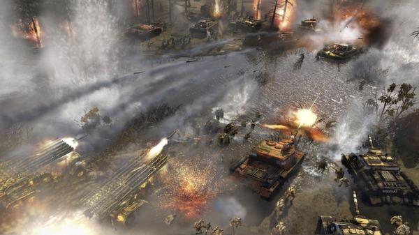 Company of Heroes 2 gratis para Steam