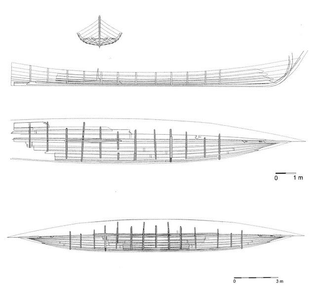 Rekonstrukcje wczesnośredniowiecznej łodzi Puck 2 (P-2)