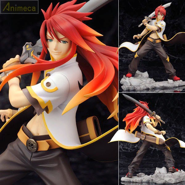 FIGURA LUKE FONE FABRE Tales of The Abyss