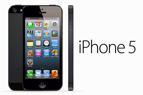 Harga Handphone Apple IPhone 5 Terbaru 2014